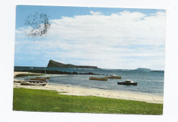 CPSM MAURICE - MAURITIUS - Le Coin De Mire - Très Jolie Vue De La Plage Et D'autres îles + Bâteaux - Mauritius