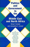Politics And Government In The Middle East And North Africa By Tareq Y. Ismael, Jacqueline S. Ismael (ISBN 9780813010625 - Books, Magazines, Comics