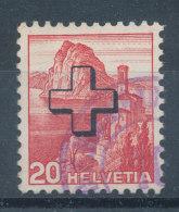 Suisse Service N°154a (o) - Service