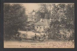 DF / 70 HAUTE SAÔNE / LUXEUIL / UN COIN DU PARC / CIRCULÉE EN 1904 - Luxeuil Les Bains
