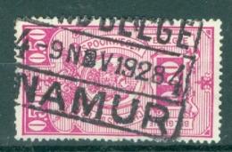 """BELGIE - OBP Nr TR 141 - Cachet   """"NORD-BELGE - NAMUR 4"""" - (ref. AD-5398) - Chemins De Fer"""