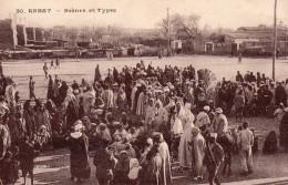 4657. CPA MAROC RABAT. SCENES ET TYPES. - Rabat