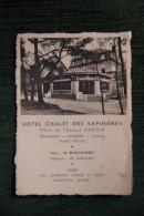 ORROIR ( Mont De L'Enclus) - Hotel Chalet Des Sapinières. - Mont-de-l'Enclus