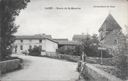 71 - LAIZE - Route De St-Maurice - Frankreich