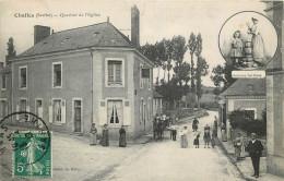72 - CHALLES - Quartier De L'Eglise - Autres Communes