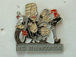PIN´S MOTO CLUB STEENVOORDOIS - Motorbikes
