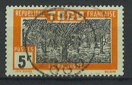 """VEND BEAU TIMBRE DU TOGO N°143 , CACHET """"LOME"""" !!!! - Togo (1914-1960)"""