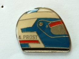 PIN´S CASQUE ALAIN PROST - F1
