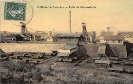 81-CARMAUX- LES MINES, PUITS DE SAINTE-MARIE - Carmaux