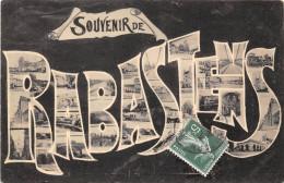 81-RABASTENS- SOUVENIR - Rabastens