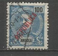 ANGOLA YVERT NUM. 96 - Angola