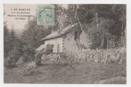 58 NIEVRE - Lac Des Settons, Lot De 4 Cartes - Autres Communes