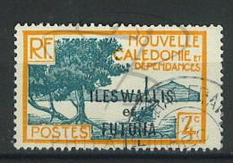 "VEND BEAU TIMBRE DE WALLIS ET FUTUNA N°45 , CACHET ""PRAT FRANCAIS "" !!!! - Wallis And Futuna"