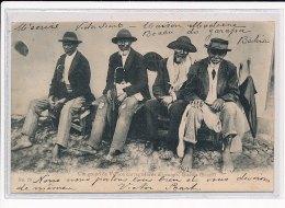 BAHIA: Um Grupo De Velhos Carregadores Africanos - Très Bon état - Brasilien