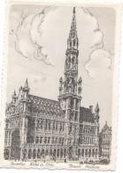 Brussel Stadhuis - Monumentos, Edificios