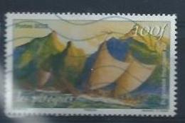 """POLYNESIE : Y&T  (o)  N° 1043  """" Pirogues De La Mer """" - Polynésie Française"""