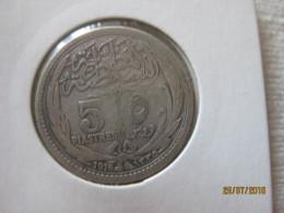 Egypte 5 Piastres 1916 - Egypte
