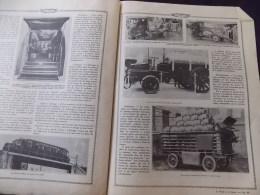 Le Monde Et La Science N11 Astronomie Attractions Maneges Forains Fetes Automobiles Torpédo Panhard Delahaye Levassor .. - Encyclopédies