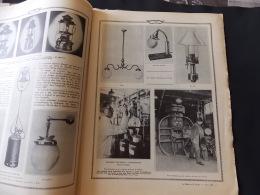 Le Monde Et La Science N41 Lumiere Et Vie Elairage Dechargement Peniches Usines Philips - Encyclopédies