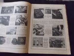 Le Monde Et La Science N36 Le Lait Lapidaires & Diamant Mines De La De Beers Taillerie Asscher Le Livre Typographie - Enciclopedie