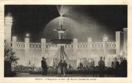 99094 - Nancy (54) Exposition La Nuit  M. Bourel (Auteur Du Projet - Nancy