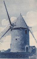 Jard (85) - Vieux Moulin De La Plage - France