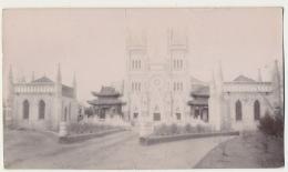 Real Photo Peking Feb. 1903 New French Catholic Cathedral  Petang - China