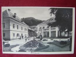 SLOVAKIA / KÚPELE SKLENNÉ TEPLICE / HUNGARY - SZKLENÓFÜRDŐ / 1940 - Slovaquie