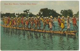 Burma Shan Boat Racers , Northern Shan States - Myanmar (Burma)