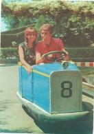 Couples.Luna Park,Car - Couples