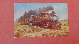 Virginia & Truckee Train Near Reno ==== Ref  2293 - Eisenbahnen