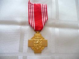 Médaille Du Mérite épiscopal Du Diocèse De BRUGGES - België