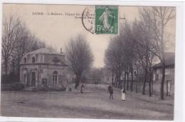 Lure - L'Octroi - Place De La Gare - Lure