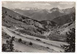 Près Arvieux--1966--Col D'Izoard--Casse Déserte,au Fond Massif De La Fond-Sancte,cpsm N°1873  éd Ajax--belle Carte - Autres Communes