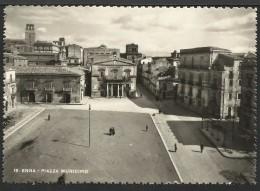 ENNA: Piazza Municipio - Enna