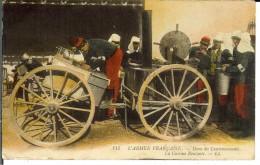 CPA L'Armée Française, Dans Les Cantonnements, La Cuisine Roulante  12984 - Materiale