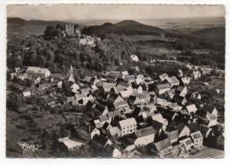 LICHTENBERG-1955--Vue Générale Aérienne Cpsm 15 X 10 N°10249A éd Combier...Beau Cachet LICHTENBERG-67 Au Verso - Autres Communes