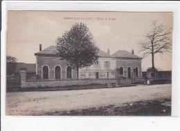 OMERVILLE : Mairie Et Ecoles - Tres Bon Etat - Altri Comuni