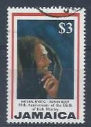 """JAMAIQUE :  :   """" Anniversaire De La Naissance De Bob Marley  """" - Chanteurs"""