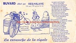 Germalyne. La Revanche De La Cigale - Alimentaire