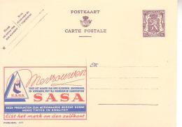 Publibel Neuf 889 - Entiers Postaux