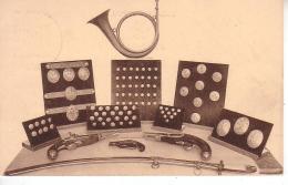 Carte Illustrée Musée Postal Avec Oblitération 29 - 3 - Geïllustr. Kaarten