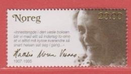 2007 ** (sans Charn., MNH, Postfrish)  Yv  1568Mi  1629NHK  1664 - Norvège