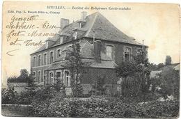 Virelles NA4: Institut Des Religieuses Garde-Malades 1906 - Chimay