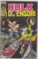 ULK E I DIFENSORI - EDITORIALE  CORNO  - N.2 (150912) - Super Eroi