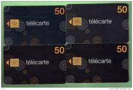 F1365+65A+65B+1368 *** Les Scans Representent Les Cartes En Vente *** (A5-P3) - France