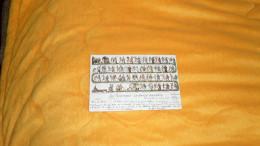 CARTE POSTALE ANCIENNE CIRCULEE DE 1898. / DER TOTENTANZ - LA DANSE MACABRE. / CACHETS + TIMBRE. - Svizzera
