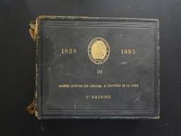 BUREAU VERITAS POUR LA CLASSIFICATION ET LA CONSTRUCTION DES NAVIRES 1883 - Vieux Papiers