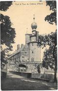 Havré NA2: Pont Et Tour Du Château - Mons