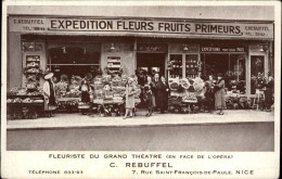 06 - NICE - Fleuriste REBUFFEL - Autres